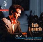 Rossini: L'Album pour les enfants adolescents