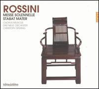 Rossini: Messe Solennelle; Stabat Mater - Charles Castronovo (tenor); Iride Martinez (soprano); John Relyea (bass); Margot Parès-Reyna (soprano); Peter Lika (bass);...