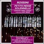 Rossini: Petite Messe Solennelle - Alain Golven (bass); Edith Schmitt (soprano); Francoise Maciocchi (piano); Jean-Francois Hatton (organ); Remi Garin (tenor);...