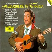 Rossini: The Barber of Seville - Carlos Chausson (vocals); Frank Lopardo (vocals); Gabriele Sima (vocals); Goran Simic (vocals); Göran Söllscher (guitar);...