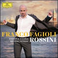 Rossini - Armonia Atenea; Christos Kedras (tenor); Costas Siskos (horn); Dimitris Vamvas (horn); Franco Fagioli (counter tenor);...