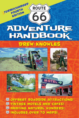 Route 66 Adventure Handbook: Turbocharged - Knowles, Drew
