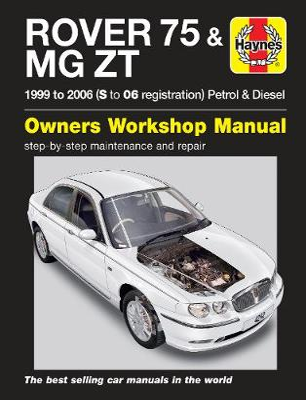 Rover 75 & MG ZT Service and Repair Manual -