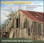 Roy Harris: Chamber Music