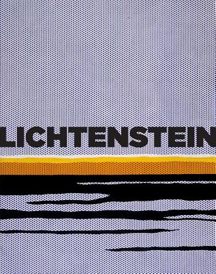 Roy Lichtenstein: A Retrospective - Rondeau, James, and Wagstaff, Sheena