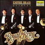 Royal Brass: Music from Renaissance & Baroque - Christopher Cooper (french horn); Christopher Cooper (horn); Empire Brass; Eric Ruske (french horn);...