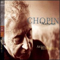 Rubinstein Collection, Vol. 49: Chopin Nocturnes - Arthur Rubinstein (piano)