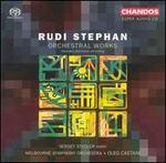 Rudi Stephan: Orchestral Works