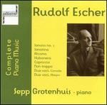 Rudolph Escher: Complete Piano Music