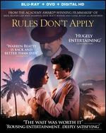 Rules Don't Apply [Blu-ray/DVD]