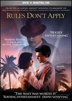 Rules Don't Apply - Warren Beatty