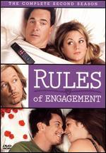 Rules of Engagement: The Complete Second Season [2 Discs]