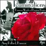 Ruminations: Bassoon Works of Eugène Bozza