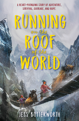 Running on the Roof of the World - Butterworth, Jess