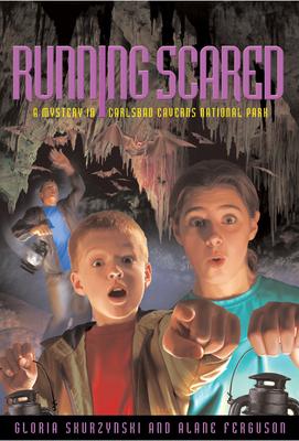 Running Scared: A Mystery in Carlsbad Caverns National Park - Skurzynski, Gloria, and Ferguson, Alane