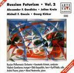 Russian Futurism, Vol. 2