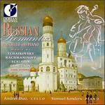 Russian Romantics for Cello and Piano
