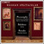 Russian Spectacular: Mussorgsky, Balakirev, Borodin