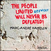 Rzewski: The People United Will Never Be Defeated! - Marc-André Hamelin (piano)