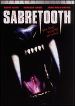 Sabertooth - James D.R. Hickox