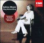 Sabine Meyer Plays Devienne, Poulenc, Saint-Saëns, Milhaud