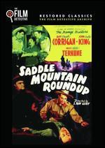 Saddle Mountain Round-Up - S. Roy Luby