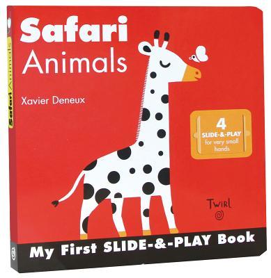 Safari Animals - Deneux, Xavier