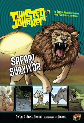 Safari Survivor: Book 21 - Smith, Anne, and Smith, Owen