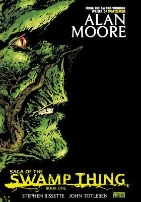 Saga Of The Swamp Thing TP Book 01 - Day, Dan (Artist), and Bissette, Stephen R. (Artist), and Moore, Alan