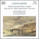 Saint-Sa�ns: Cello Concertos Nos. 1 & 2