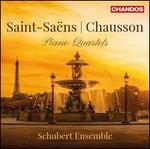 Saint-Saëns, Chausson: Piano Quartets