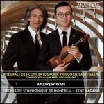 Saint-Sa�ns: Complete Violin Concertos