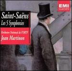Saint-Saëns: Les 5 Symphonies