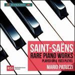 Saint-Saëns: Rare Piano Works played on a 1923 Pleyel