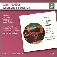 Saint-Saëns: Samson et Dalila - Anton Diakov (vocals); Ernest Blanc (vocals); Jacques Pottier (vocals); Jean-Pierre Hurteau (vocals); Jon Vickers (vocals);...