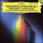 Saint-Saëns: Symphony No 3; Messiaen: L'ascension [European Import]