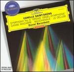 """Saint-Saëns: Symphony No. 3 """"Organ""""; Danse Macabre; Bacchanale; Le Déluge"""