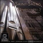 "Saint-Sa�ns: Symphony No. 3 ""Organ""; Introduction and Rondo capriccioso; La muse et le po�te"