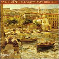 Saint-Saëns: The Complete Etudes - Piers Lane (piano)
