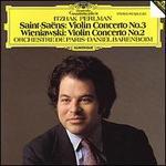 Saint-Saëns: Violin Concerto No. 3; Wieniawski: Violin Concerto No. 2