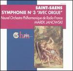 "Saint-Saens: Symphonie No. 3 ""Avec Orgue"""