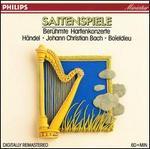 Saitenspiele: Berühmte Harfenkonzerte