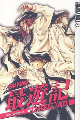 Saiyuki Reload, Volume 8 - Minekura, Kazuya