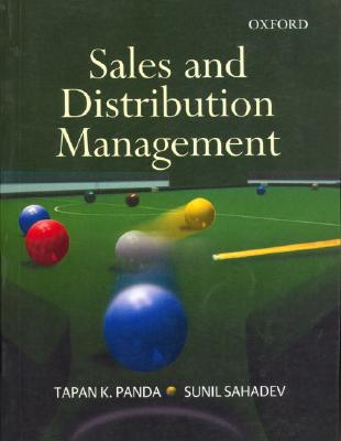 Sales and Distribution Management - Panda, Tapan K
