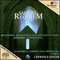 Salieri: Requiem - Adam Zdunikowski (tenor); Alice Caplow-Sparks (horn); António Esteireiro (organ); Arianna Zukerman (soprano);...