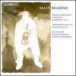Sally Beamish: Violin Concerto; Callisto; Symphony No. 1