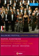 Salzburg Festival Opening Concert 2010: Beethoven/Boulez/Bruckner