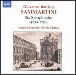 Sammartini: Six Symphonies (1730-1750)