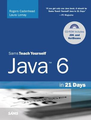 Sams Teach Yourself Java 6 in 21 Days - Cadenhead, Rogers