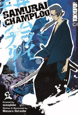 Samurai Champloo, Volume 2 - Manglobe (Creator)